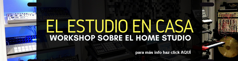 Workshop Gratuito Produciendo Musica By Cristobal Garcia